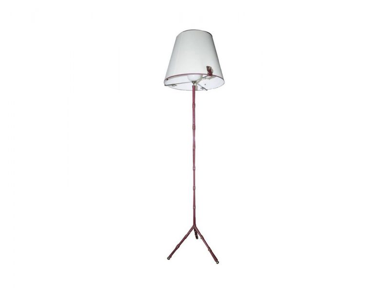Adnet Floor Lamps