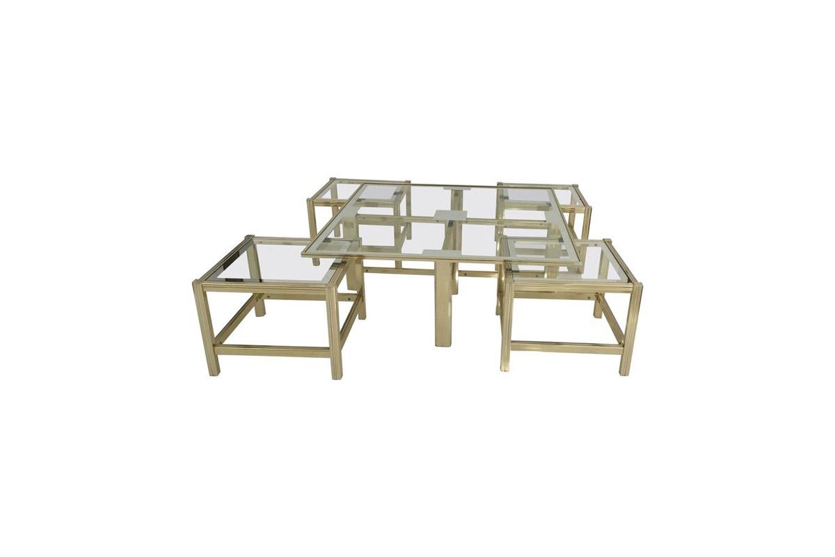 Modular coffee table aimoroom for Modular coffee table